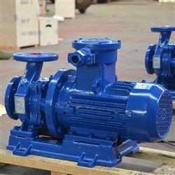 ISWR/ISWRD卧式热水泵