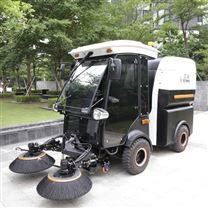 集合供应新能源纯电动四轮驾驶扫地车