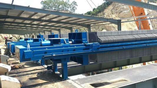 专业厂家生产洗沙污水处理设备
