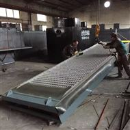 不锈钢回转式机械格栅厂家直销
