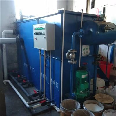 RC学校生活污水处理设备-废水