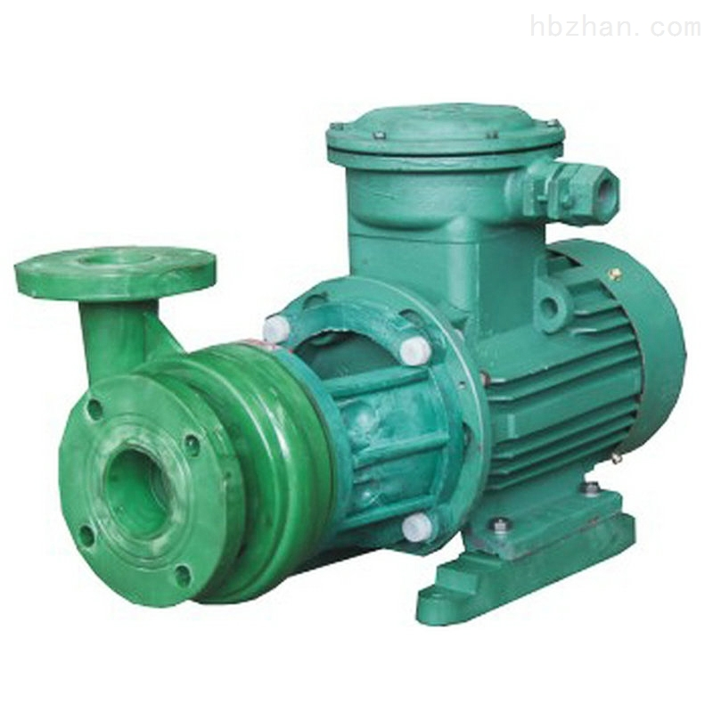 FP/FV系列耐腐蚀塑料离心泵