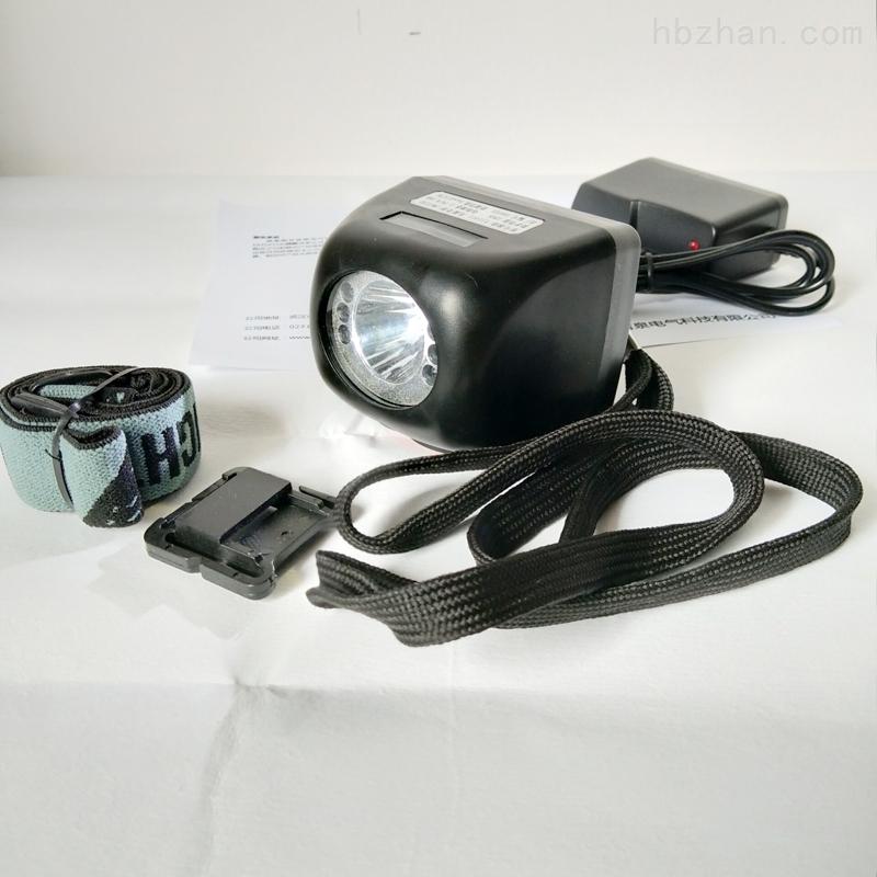 固态微型防爆头灯智能数码数显强光工作灯