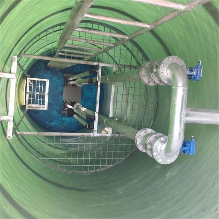 市政管网一体化预制泵站一体化预制污水泵站预制泵站一体化厂家
