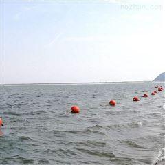 航道球形警戒标志浮体