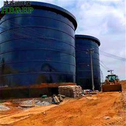 HBR-JFD-10含酚废水处理设备 流化厌氧发酵设备 鸿百润
