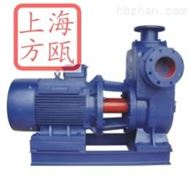 100ZWL100-20ZWL型直联式污水自吸泵