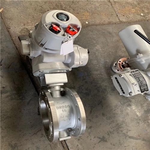 调节型电动焦炉煤气蝶阀