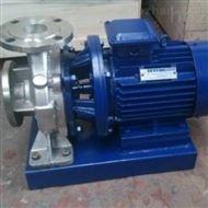 ISWH65-160防爆管道离心泵