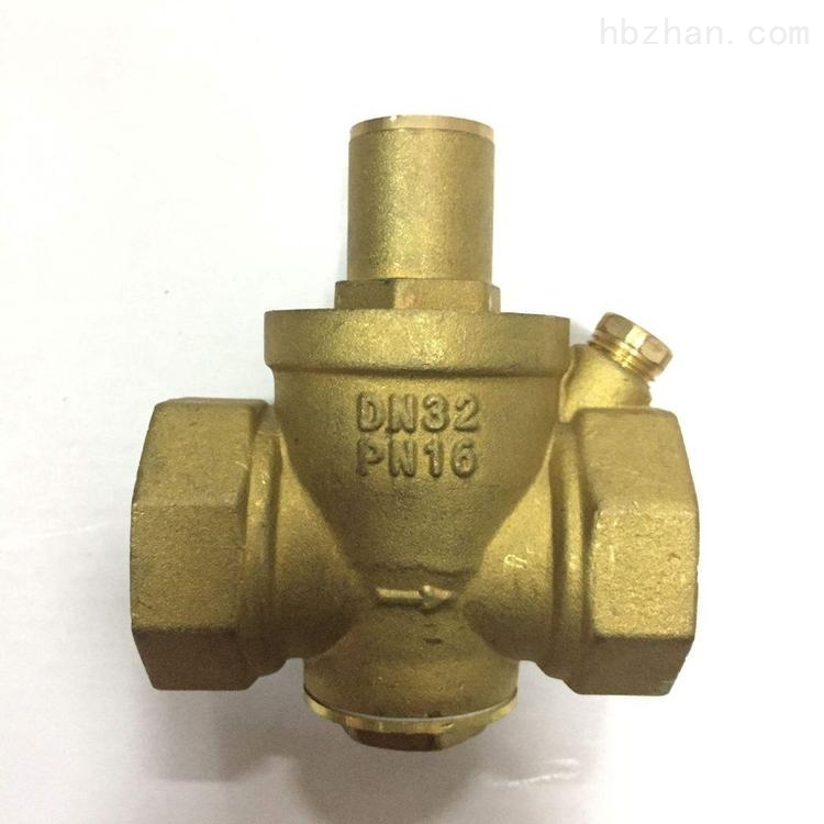黄铜支管减压阀