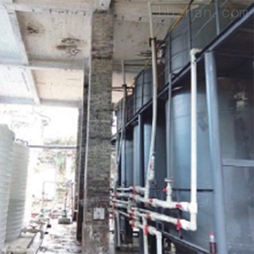 高盐废水处理工艺