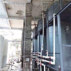废盐纯化高盐废水处理工艺