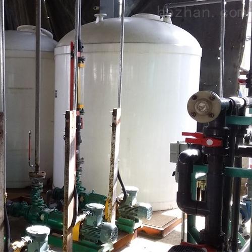 高效吸附法处理含磷废水方法及工艺