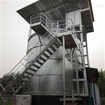 立式发酵罐好氧发酵设备使用的基本流程