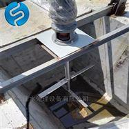 JBJ反应池搅拌器 桨式搅拌机叶片