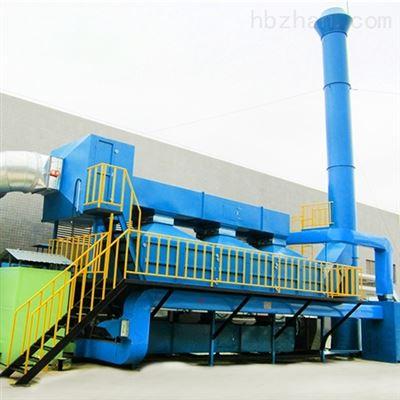 CHRS天然气催化燃烧技术