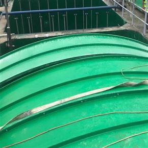 玻璃钢污水池加盖