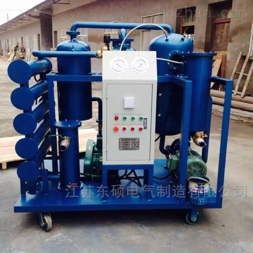 三级承装修试设备-真空滤油机生产厂家