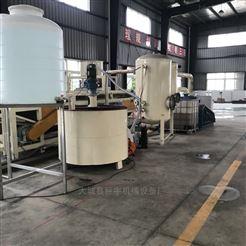 渗透型防火硅质聚苯板设备成套生产线