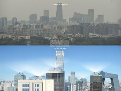 未来智能城市如何对抗雾霾?