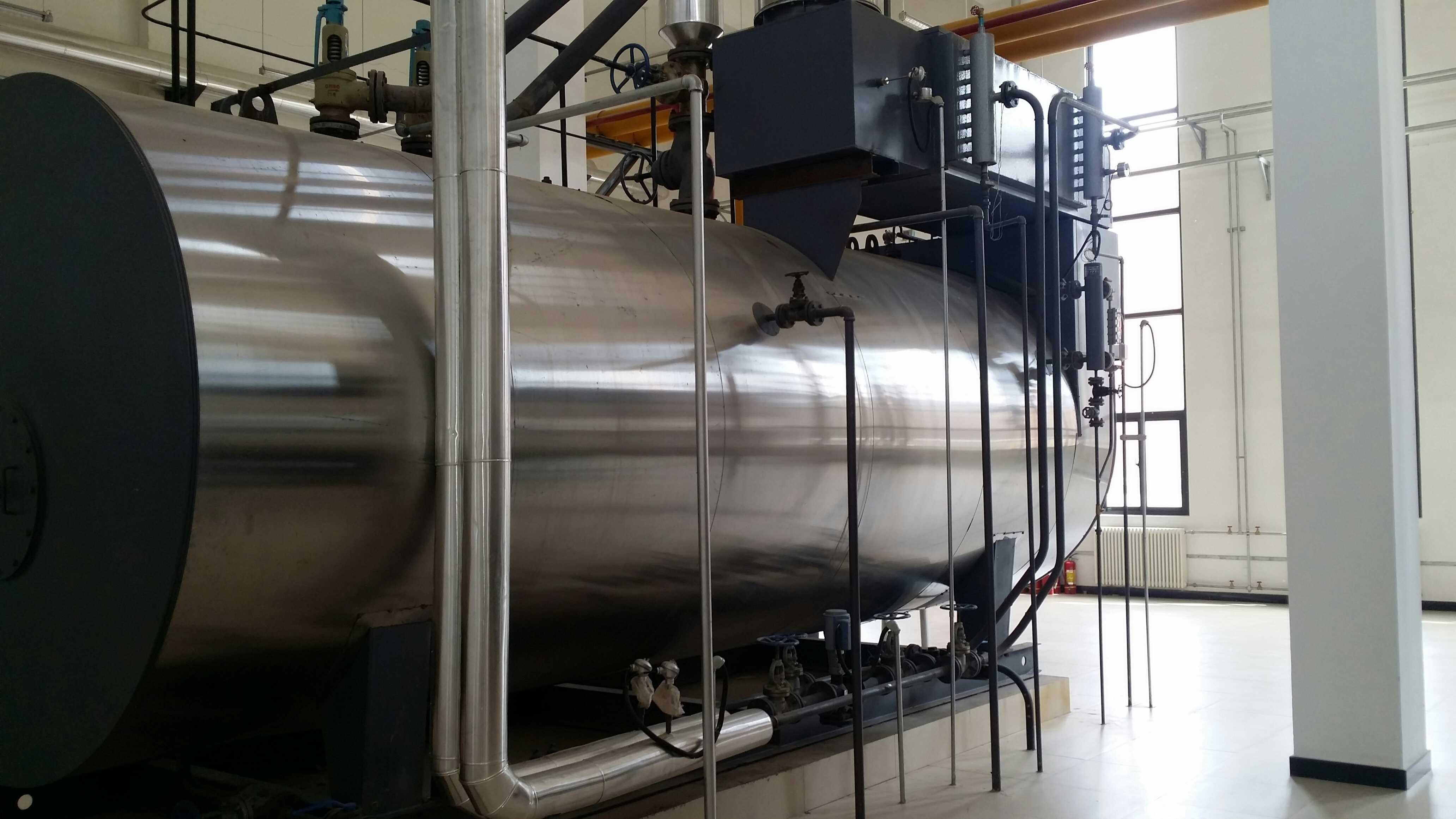 蒸汽锅炉给水应用案例33