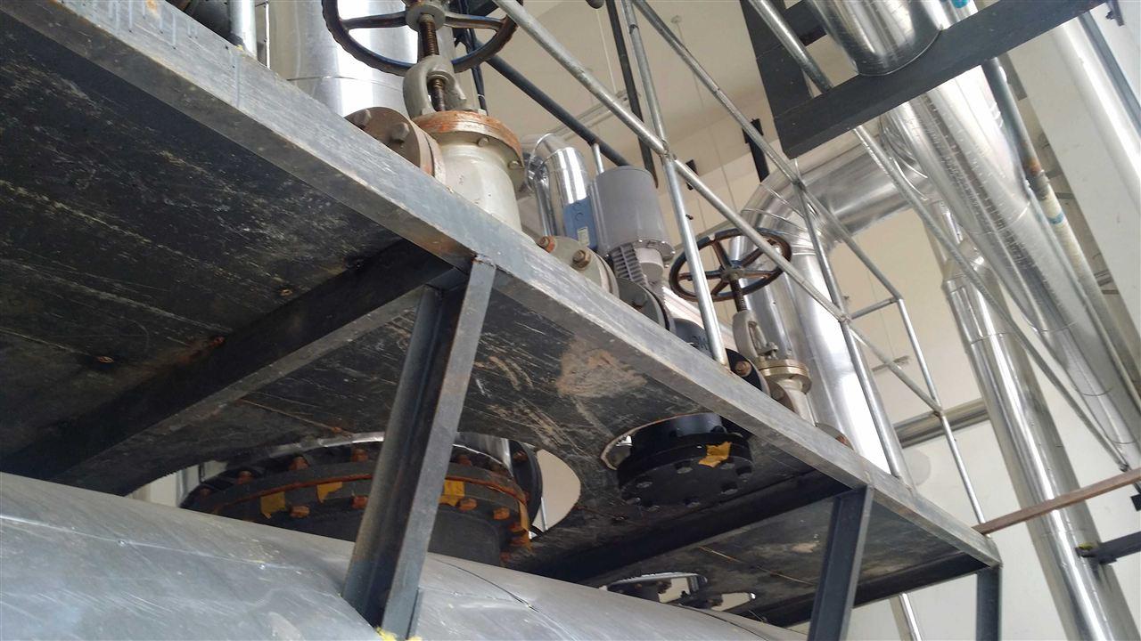 蒸汽换热系统案例34