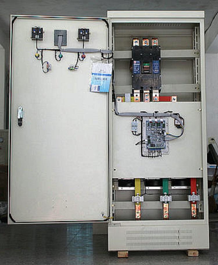 泥浆泵软启动柜 可控硅在线式软起动柜