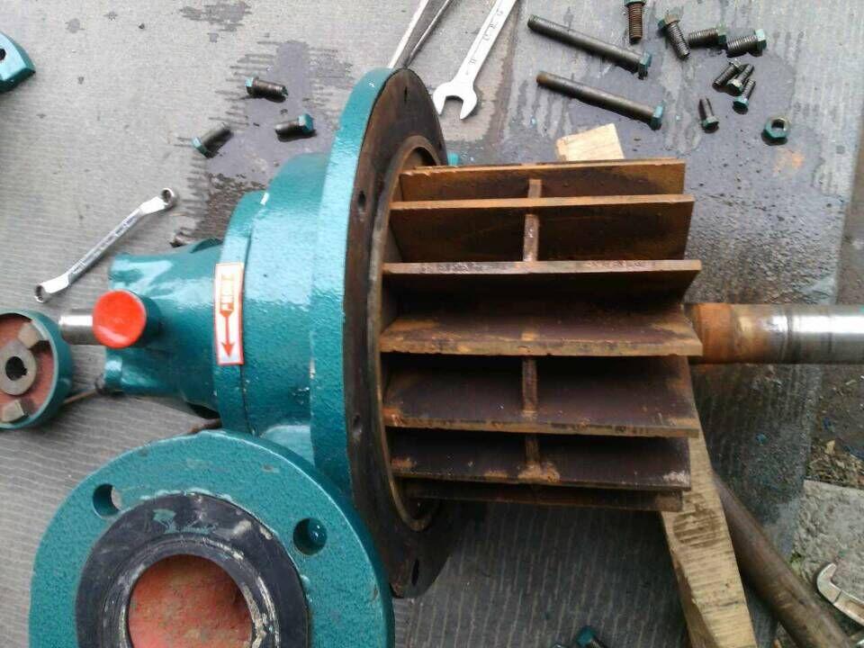 水环式真空泵叶轮
