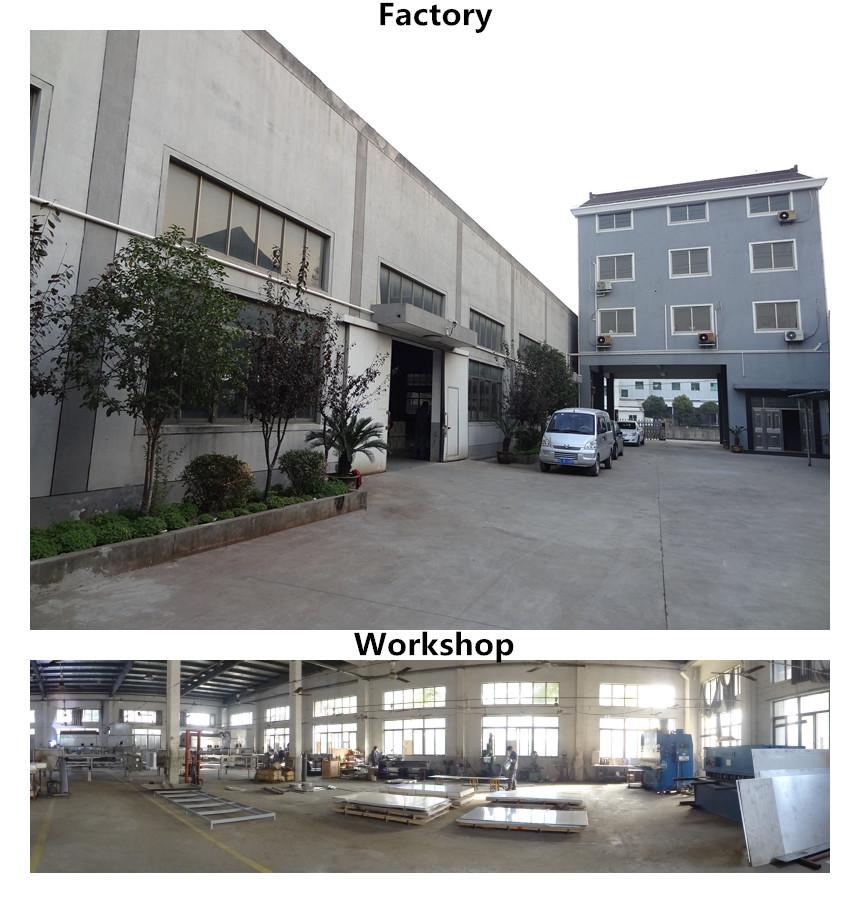 化工搅拌机工厂展示