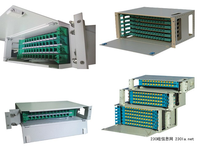 48芯19英寸48芯odf光纤配线架子框 尺寸>