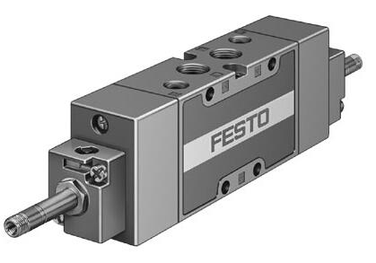 19789双线圈,festo双线圈电磁阀双控阀