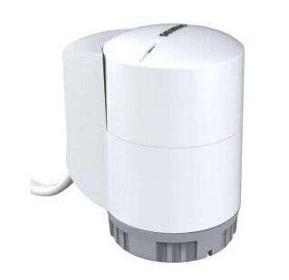 西门子电热执行器标准连接线1m