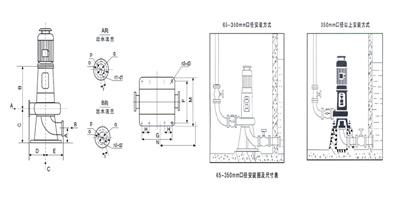 积水井水泵控制箱接线图