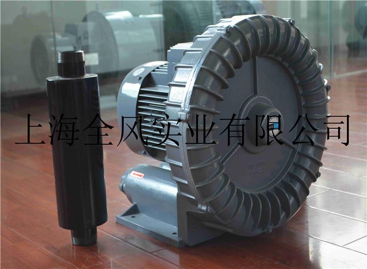 高压风机又叫旋涡气泵,气环式真空泵,环形鼓风机,侧流鼓风机漩涡气泵