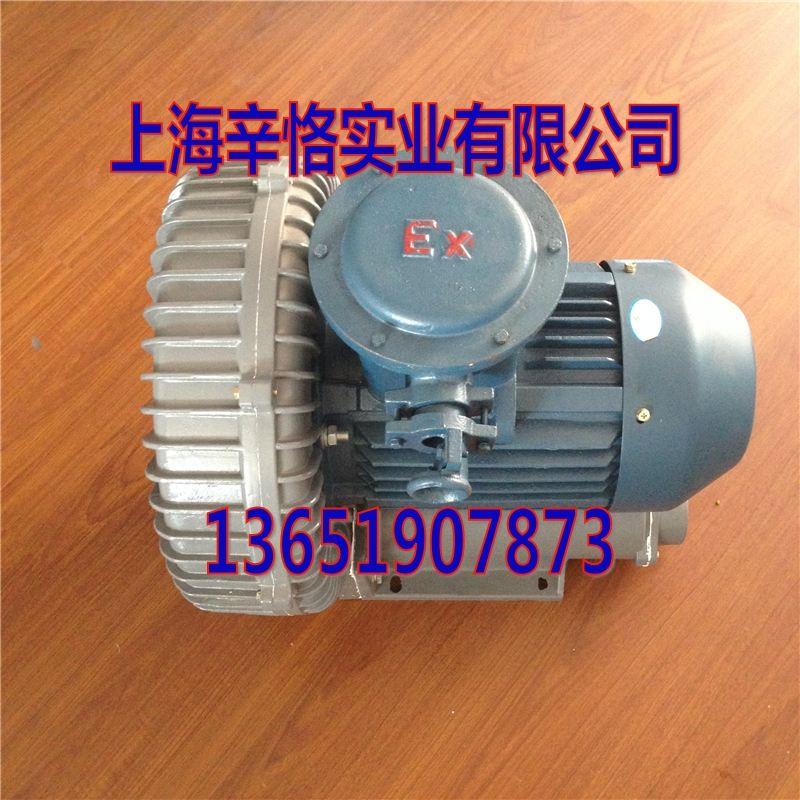 上海防爆高压鼓风机厂家