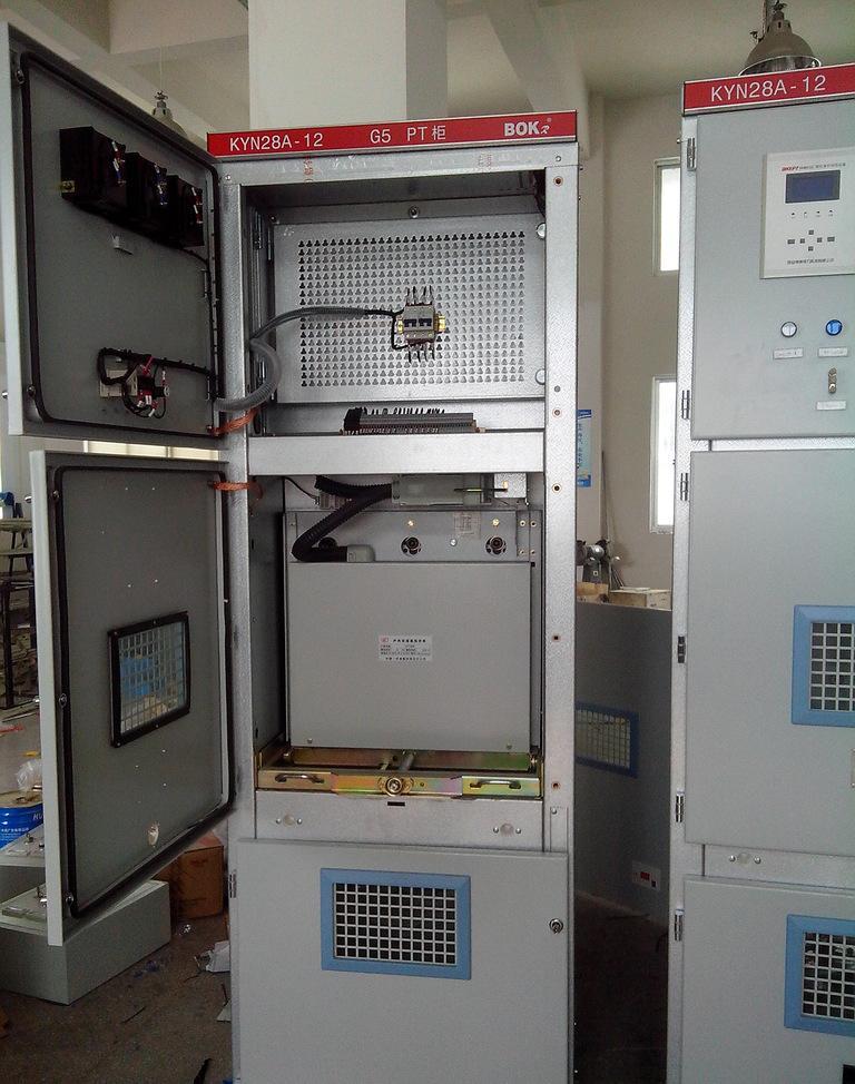 kyn28a-12出线柜,高压计量柜,630kv变压器馈线柜