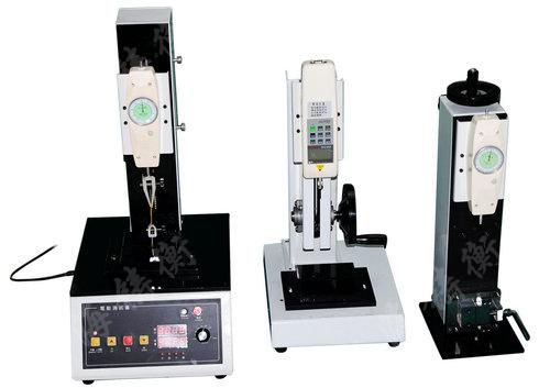电动单柱测试台配推拉力计