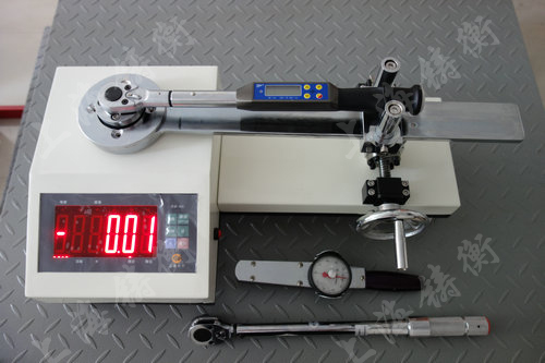 SGXJ-1000扭矩扳手检定仪/1000N.m扭矩扳手检定仪