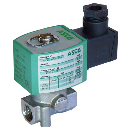 asco两通交流电磁阀产品详细资料,e262k232s1n01-24v图片