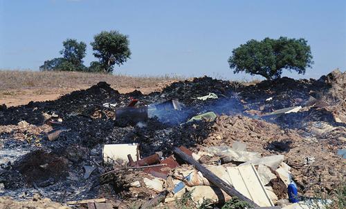 向环境污染全面宣战