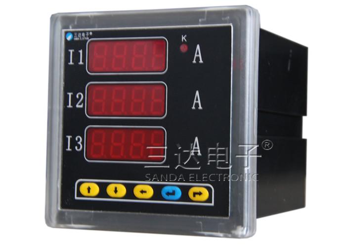 qp300三相电流表