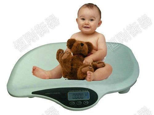 婴幼儿体重身高秤