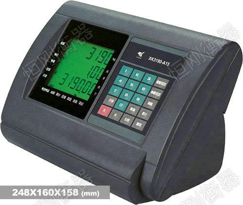 上海耀华称重系统有限公司地磅显示器图片:(xk3190-a15)