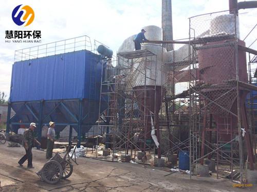 生物质锅炉除尘器除尘系统设置特点