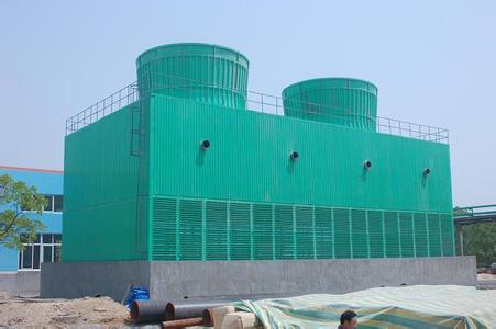 齐全-【加工定做】各种型号玻璃钢冷却塔