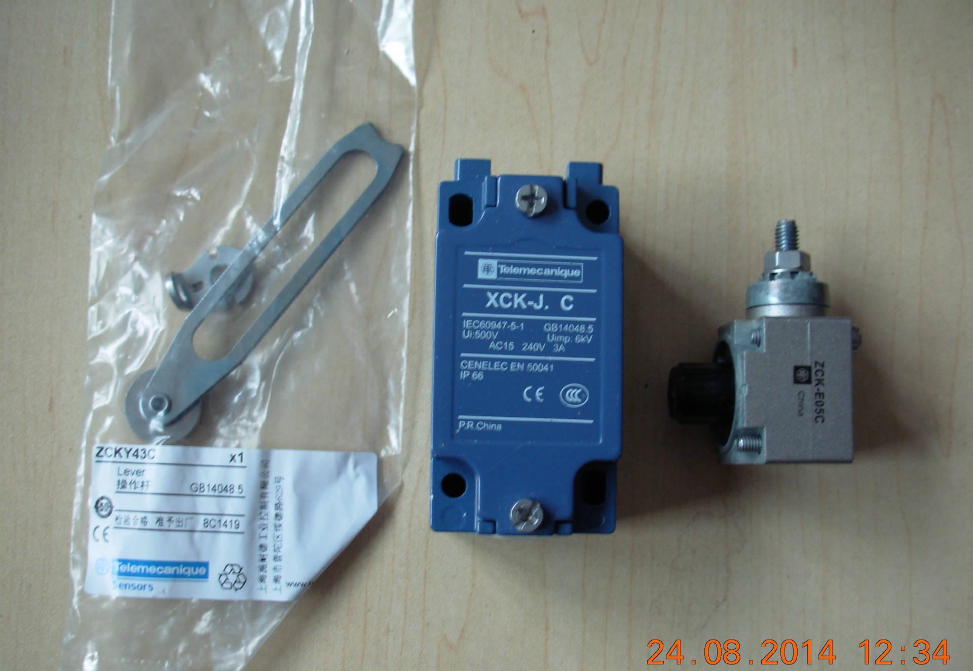 xcmn2102l1 进口施耐德限位开关深圳代理销售