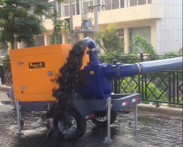 柴油機水泵
