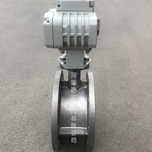 D941X电动不锈钢蝶阀