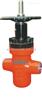 Z63Y-45MPA油田焊接平板閘閥Z63Y-45MPA