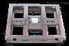 60kg全不銹防水電子臺秤KS320-3040上海亞津臺秤